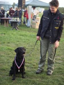 2de prijs vast parcours, sept 2007, Duiven
